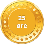 25 ore coin value