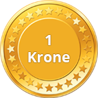 1 Krone coin value