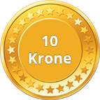 10 Krone coin value