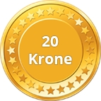 20 Krone coin value
