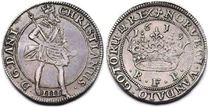 History of Danish Coins | Danish Coin Values